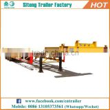 Wholesale container transportation semi-trailer customized shipping container food trailer