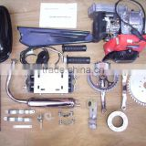 gasoline engines for bicycles /kit de motor para bicicleta 49cc/motorized bicycle bike gas engine kit