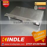 Kindle metal high precision sheet metal metal pipe parts smoking with 31 years experience