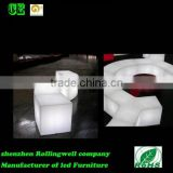 LED table/chair furniture/LED decoration furniture/Light furniture/LED lounge furniture/LED bar furniture/LED bar/LED furniture