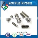 Made in Taiwan Stainless Steel Weld Screw Carbon Steel Black Weld Stud