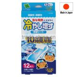 Japan Reliable hydro-gel eye patch cooling gel sheet Easy to use
