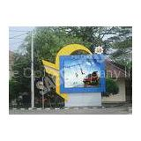 Big LED Screen For Advertising Outdoor , Wall LED Display P5 mm