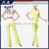 Bodybuilding Outwork Yoga Wear Suit
