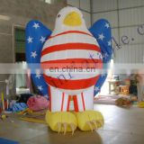 Inflatable Eagle cartoon