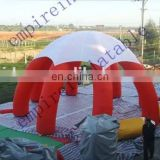Inflatable adversing tent,inflatable short-stay car park T016