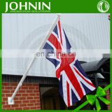 outdoor promotional good quality customed wall flag