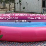 New arrive crazy fun outdoor or indoor commercial grade vinyl tarpaulin inflatable pool IP015