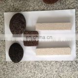 natural shower volcanic pumice stone