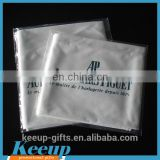 Silk Screen Printing Thick Microfiber Eyeglass Cleaning Cloth Bulk with Individual Package Bag