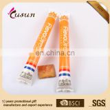 New design eco printed inflatable stick clappers wholesales manufacturer
