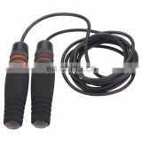 Leather Skipping Speed Rope Adjustable Weighted Fitness Gym Fitness/skipping jumping rope