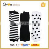 baby legging arm legging arm warmer baby warmer black and white socks