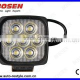 35W led work light offroad light round the cheapest in market CE 1800LM