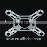 New Phantom 3 Accessory Gimbal Vibration Damping Board Shock Absorbing Plate CNC Aluminum Alloy for DJI Phantom3