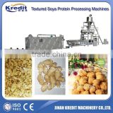 Soybean Protein Food Producing Machine TVP/TSP Soya Protein Processing Line