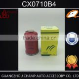 High Efficiency Bus/ Truck/ Light Truck Oil Filter CX0710B4 Fuel Water Separator for Sale