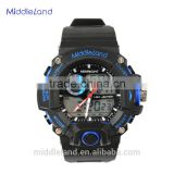 China Wholesale Unisex Waterproof Quartz sport watch Custom Dial American Sports Discount price Watch
