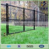 Chain link&diamond woven fence mesh