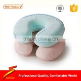 STABILE Factory High Quality Cotton Filled Adult Travel Pillow