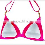 Silicone Strapless Bra pad,Bra inserts for Bikini Swimming Wear silicone bra pad for swimwear