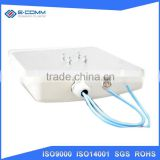 China manufacturer 4g lte flat patch directional satellite antenna with SMA,N female connector