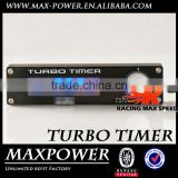 high quality digital Turbo timer 12V bule led (MP-TT-03)