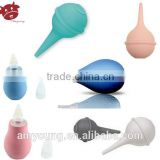 Candy Color Baby Care Kit Vacuum Cleaner of Mucus Auk Wholesale Nasal Aspirator Mucus Aspirator Nose Cleaner
