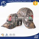 Fashion outdoor night activity built-in led light baseball cap