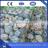 Military Hesco Barrier galvanized gabion basket