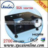 2700 lumens DLP Link Projector XGA with 2600:1, 3d Projector XC-DX220                                                                         Quality Choice