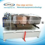 coating machine for lithium battery anode and cathode slurry coating machine for electrode piece