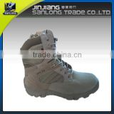 2016 fashion leather military winter safety boots manufacturer