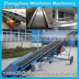 easy cleaning conveyor cotton canvas conveyor belt