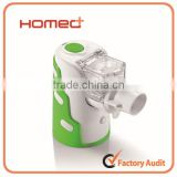 Homed mini green handheld ultrosonic inhaler mesh nebulizer