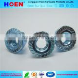 made in China DIN 6923 stainless steel 304 Hex flange nut