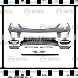 Car Body Kits Front Bumper For Mercedes Benz W204 12-on (C63 AMG Look)