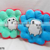 popular 18inch Flower Shaped chair cushion sitting mats
