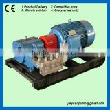 Made in China electric motor drive hydraulic test pumps