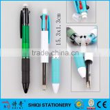 2016 high quality multi-color 3 color ball pen and automatic pencil                                                                                                         Supplier's Choice
