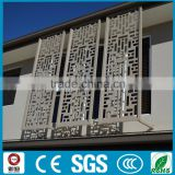 Modern Design Decoration Aluminium Laser Cut Metal Screens Panels                                                                         Quality Choice
