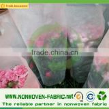 China fabric supplier, spunbond flower packaging raw material, pp non woven fabricor flower packing