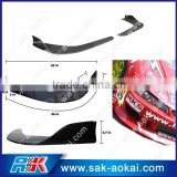Carbon Fiber Front Lip Spoiler fit for all car