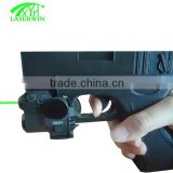 Tactical Compact Pistol Adjustable Green Laser hunting Laser Sight for glock