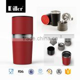 stainless steel k cup aeropress coffee vending machine roaster maker                                                                         Quality Choice