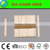 Good quality birch wood ice cream stick for sale