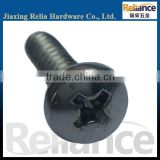 A4 Stainless Steel Full Threaded Phillips Pan Head Self Tapping Screw With Different Size Are Acceptable