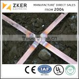 Electric Copper tape for lightning protection 50mm                                                                         Quality Choice