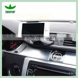 TS-VPH06D fully adjustable rotation vehicle car holder for mobile Car CD slot mobile phone holder