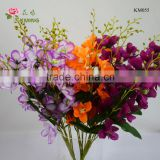 hot sale promotional artificial peach blossom flower